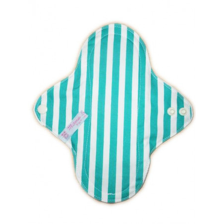 STRIPED washable panty liner (22 cm)