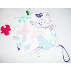 Doudou 3 in 1 Etiketten - FRESH -