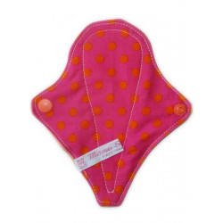 SMALL DOTS Washable string protector (16 cm)