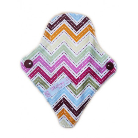 ZIG ZAG Washable string protector (16 cm)