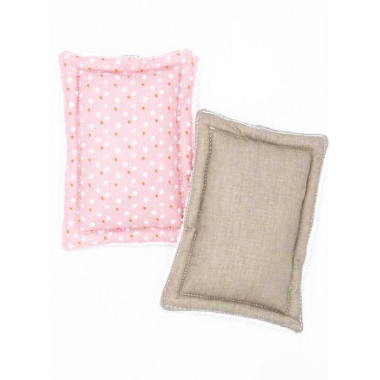 2 washable sponges zero waste BELLA