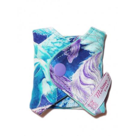 Protège-slip lavable LICORNES (22 cm)