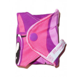 MY LITTLE PONY washable panty liner (22 cm)